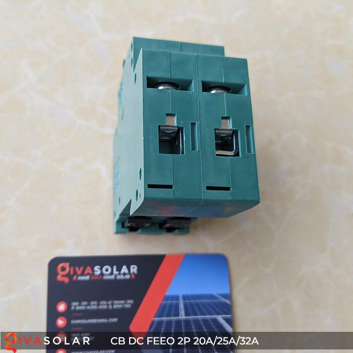CB DC FEEO 2P 550V 20A/25A/32A 14