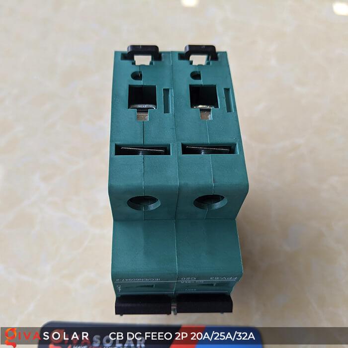 CB DC FEEO 2P 550V 20A/25A/32A 15
