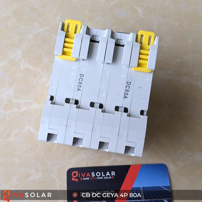 CB DC GEYA GYM9 4P 80A 6