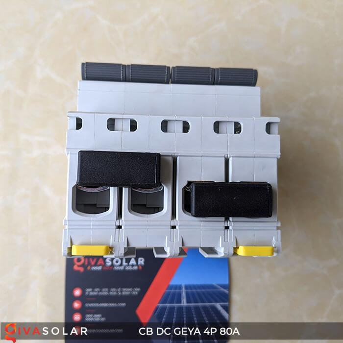 CB DC GEYA GYM9 4P 80A 7