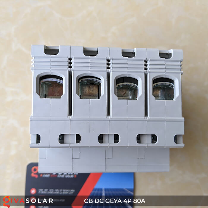 CB DC GEYA GYM9 4P 80A 8