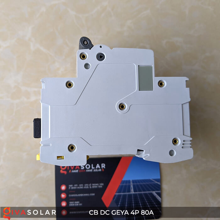 CB DC GEYA GYM9 4P 80A 9