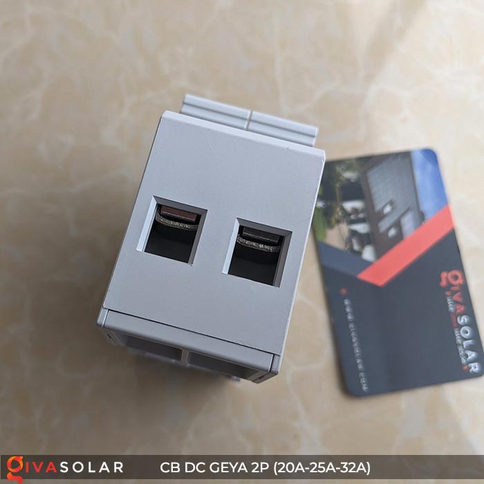Chống Sét DC GEYA 2P 600V 4