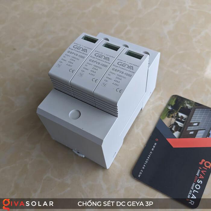 Chống Sét DC GEYA 3P 1000V 1