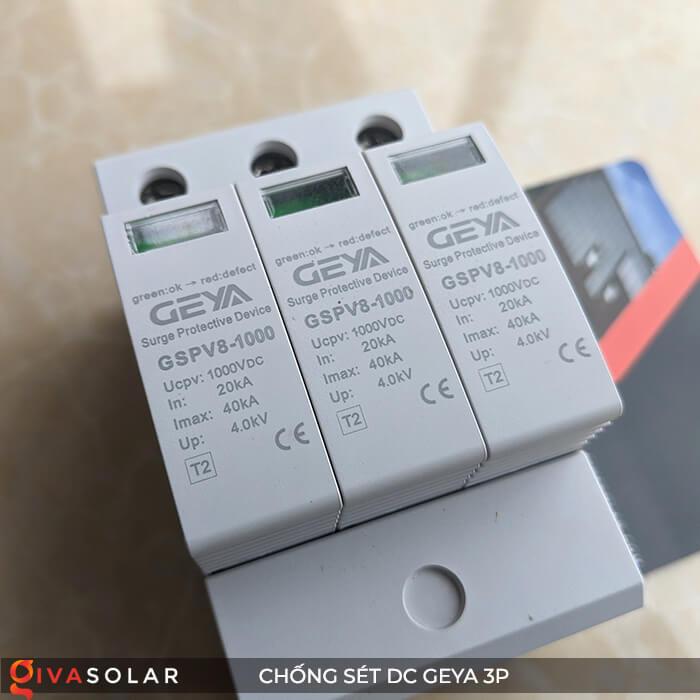 Chống Sét DC GEYA 3P 1000V 7