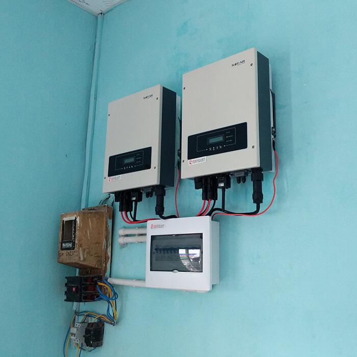 dự án hòa lưới 10KW cho gia đình anh Long ở Đồng Nai 13