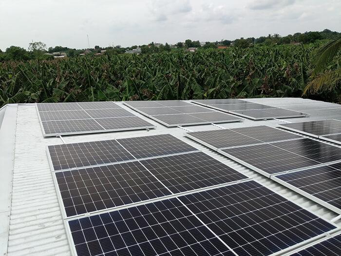 dự án hòa lưới 10KW cho gia đình anh Long ở Đồng Nai 9