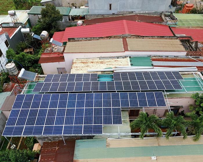 Hệ thống điện mặt trời hòa lưới 30KW cho anh Tuyên ở Đắk Nông 10