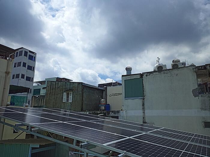 hệ thống năng lượng mặt trời hòa lưới 8KW cho cô Diệp ở Quận 10 5