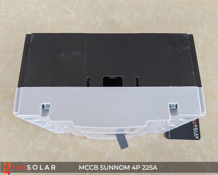 MCCB Sunnom 4P 225A 1000VDC 10