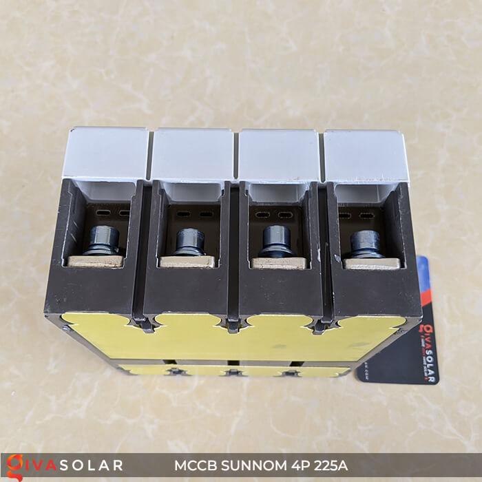 MCCB Sunnom 4P 225A 1000VDC 11