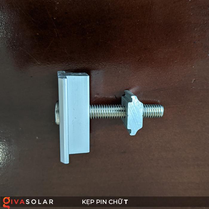 Pad kẹp giữa tấm pin chữ T 40mm 2