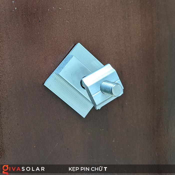 Pad kẹp giữa tấm pin chữ T 40mm 4