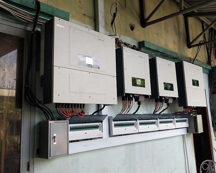 Anh Trí đầu tư điện mặt trời lần 3 vì thấy hiệu quả vượt trội công suất 170KW 6