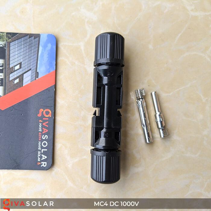 Đầu nối dây cáp MC4 IP67 DC 1000V 2