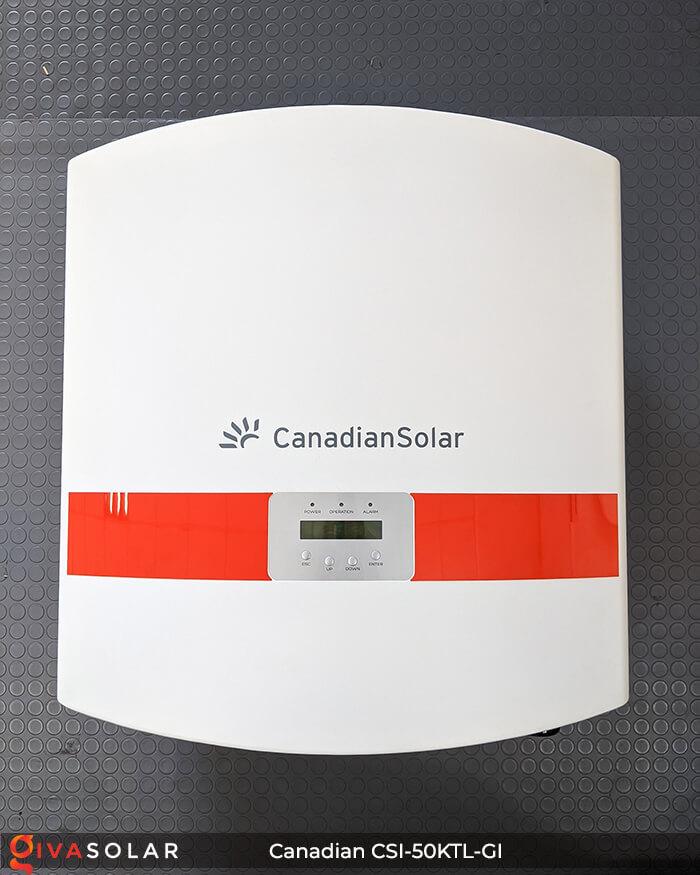 Inverter Canadian Solar CSI-50KTL-GI 50KW 1
