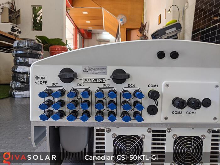 Inverter Canadian Solar CSI-50KTL-GI 50KW 11