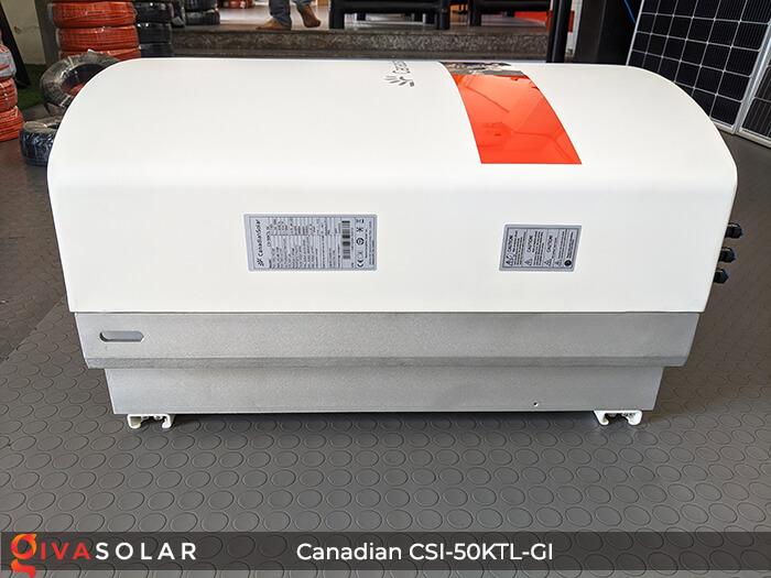 Inverter Canadian Solar CSI-50KTL-GI 50KW 4