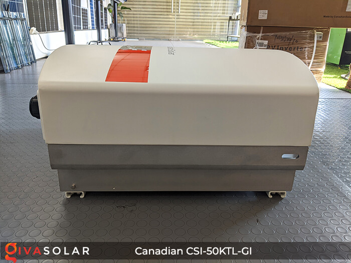 Inverter Canadian Solar CSI-50KTL-GI 50KW 5