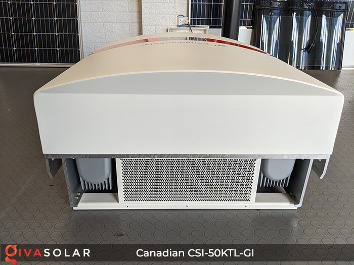 Inverter Canadian Solar CSI-50KTL-GI 50KW 6