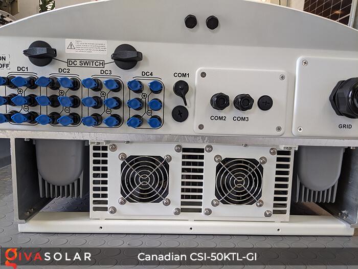 Inverter Canadian Solar CSI-50KTL-GI 50KW 9