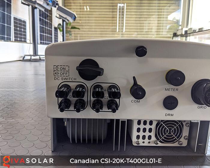 Inverter năng lượng mặt trời Canadian CSI-20K-T400GL01-E 10