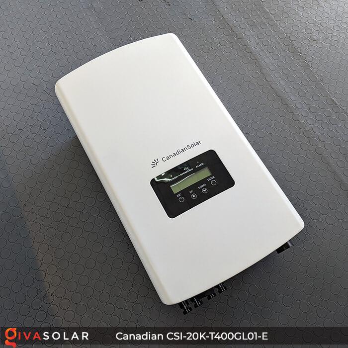 Inverter năng lượng mặt trời Canadian CSI-20K-T400GL01-E 2