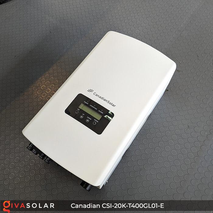 Inverter năng lượng mặt trời Canadian CSI-20K-T400GL01-E 3