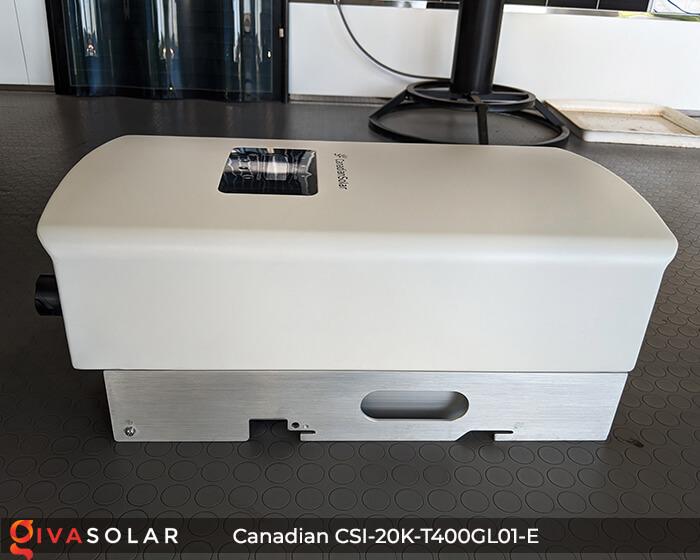 Inverter năng lượng mặt trời Canadian CSI-20K-T400GL01-E 4