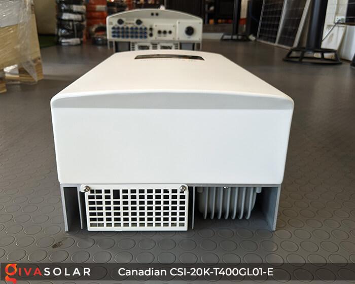 Inverter năng lượng mặt trời Canadian CSI-20K-T400GL01-E 5