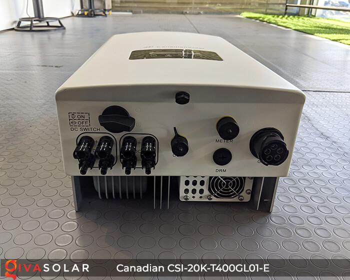 Inverter năng lượng mặt trời Canadian CSI-20K-T400GL01-E 6