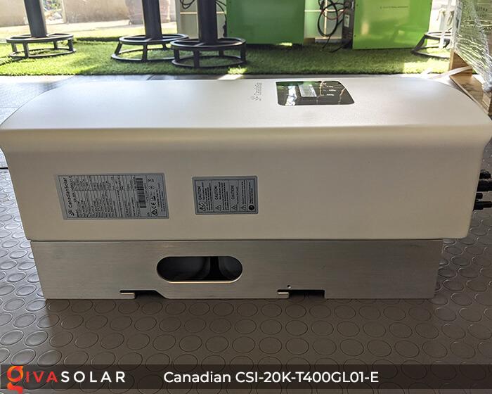 Inverter năng lượng mặt trời Canadian CSI-20K-T400GL01-E 7
