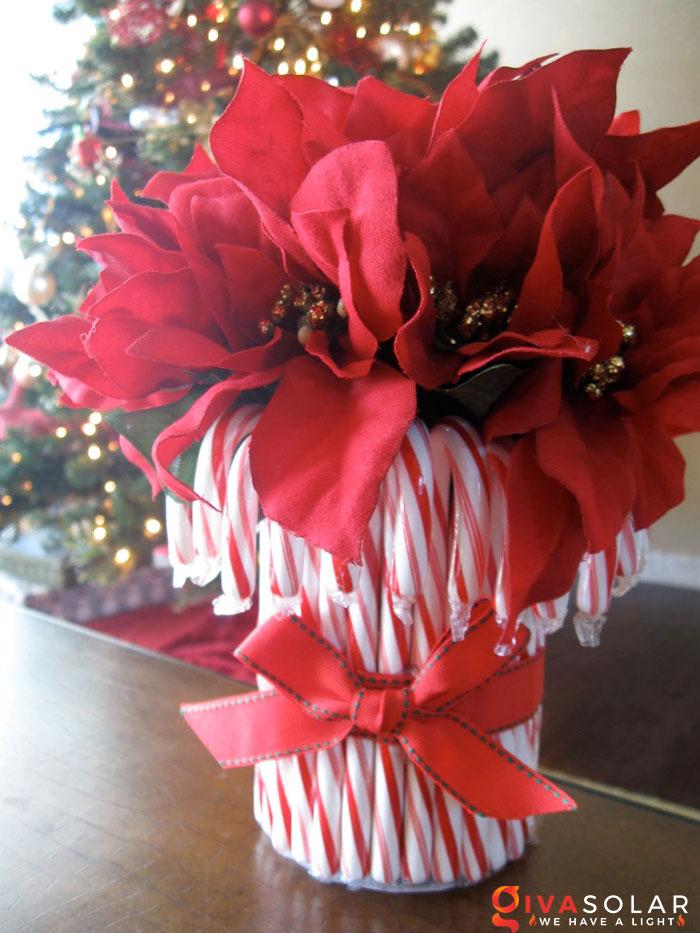 trang trí bàn ăn Noel tự làm tuyệt vời 41