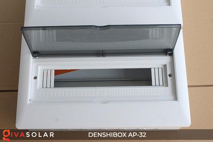 Tủ điện Solar Denshibox AP-32 7