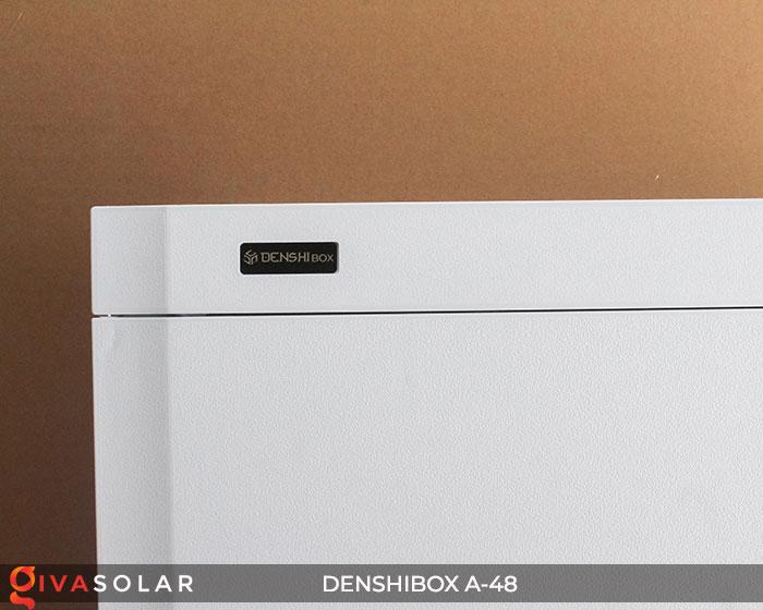 Tủ điện lắp năng lượng mặt trời Denshibox A-48 3