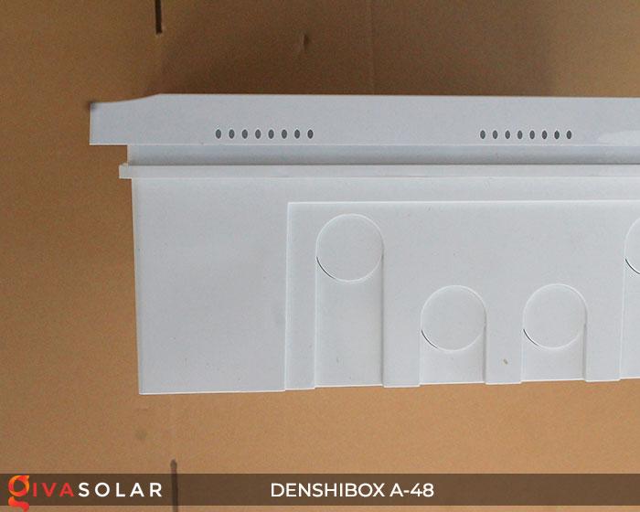 Tủ điện lắp năng lượng mặt trời Denshibox A-48 9