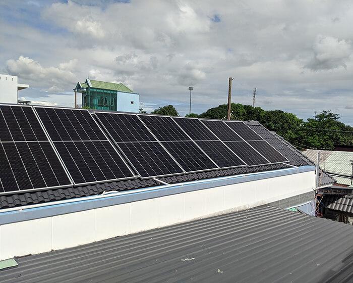 Dự án hòa lưới điện mặt trời 10KW cho anh Hùng ở BRVT 2