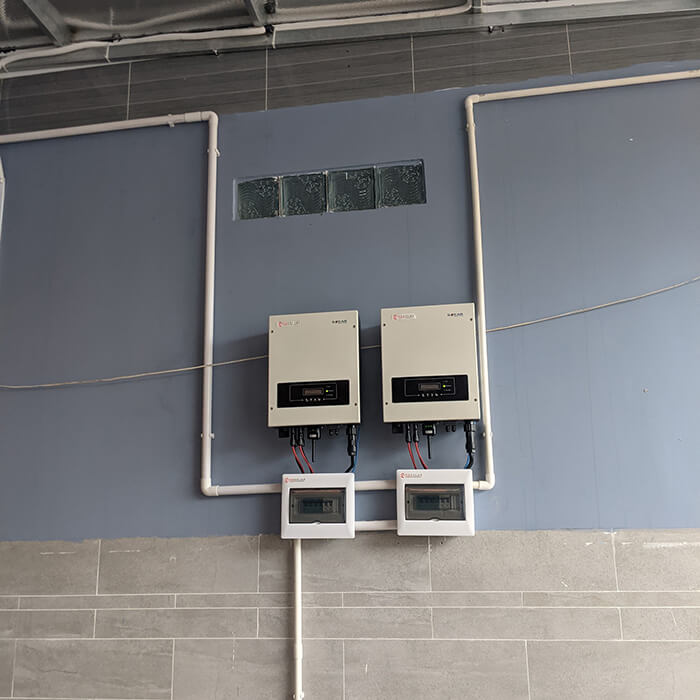 Dự án hòa lưới điện mặt trời 10KW cho anh Hùng ở BRVT 8