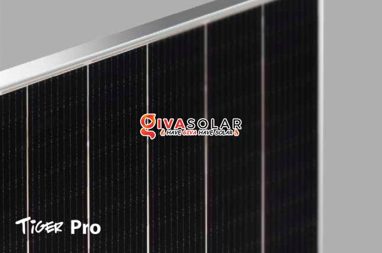 Tấm pin Jinko solar tiger pro