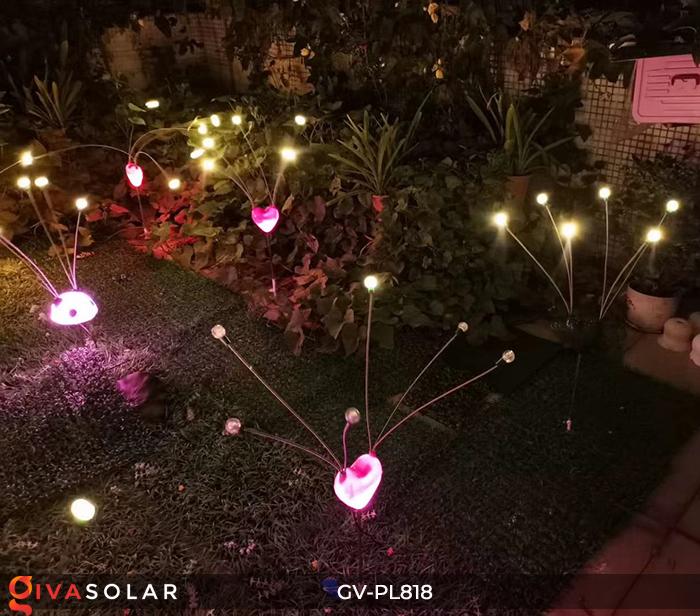 Cây đèn trang trí ngoài trời GV-PL818 15