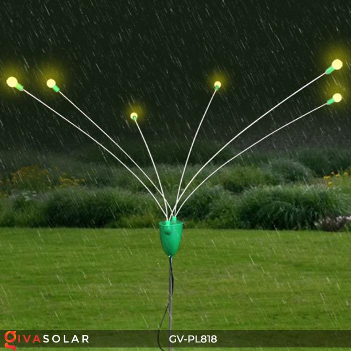 Cây đèn trang trí ngoài trời GV-PL818 19