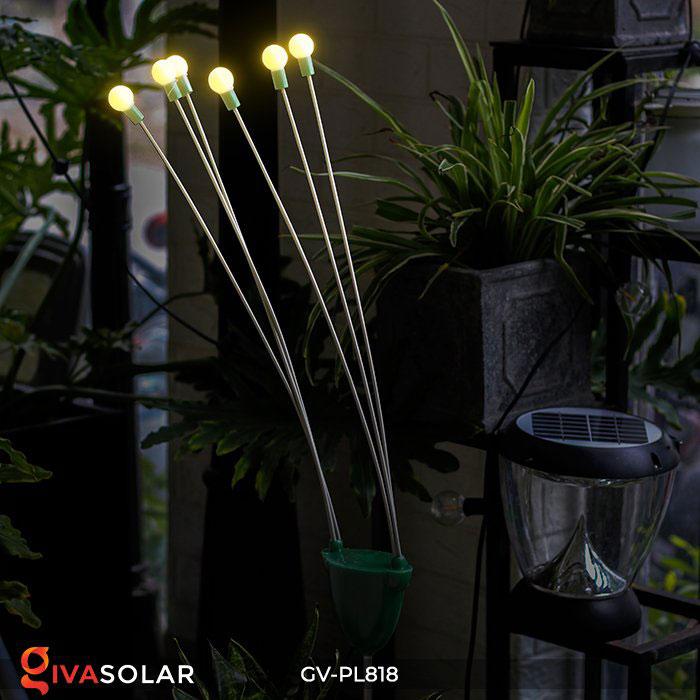 Cây đèn trang trí ngoài trời GV-PL818 4
