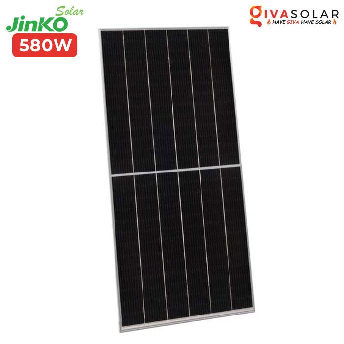 Pin mặt trời công suất lớn JinkoSolar Tiger Pro 580W