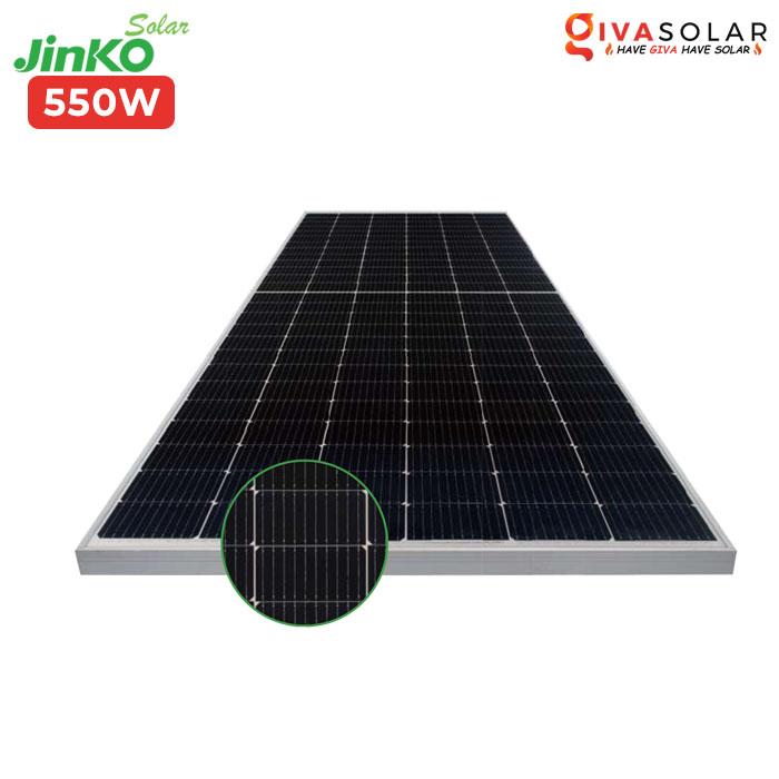 Tấm pin mặt trời Jinko solar Tiger Pro 72HC 550W