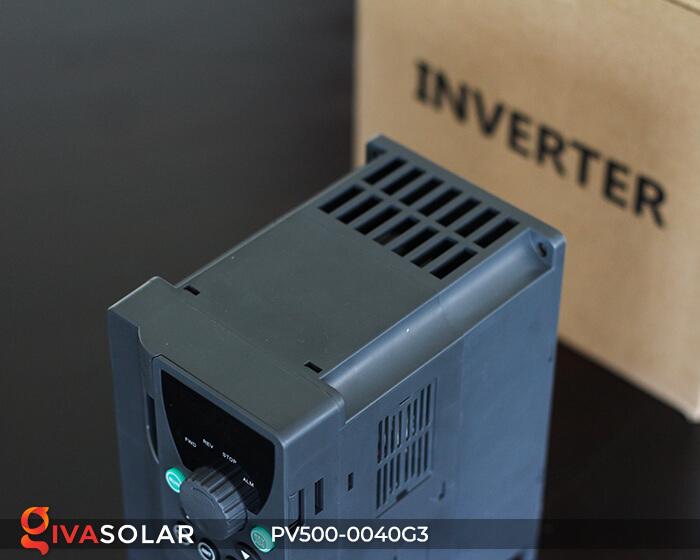 Inverter bơm nước năng lượng mặt trời 3 pha PV500-0040G3 4KW 10