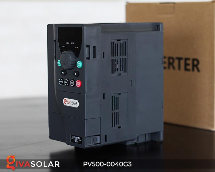 Inverter bơm nước năng lượng mặt trời 3 pha PV500-0040G3 4KW 2