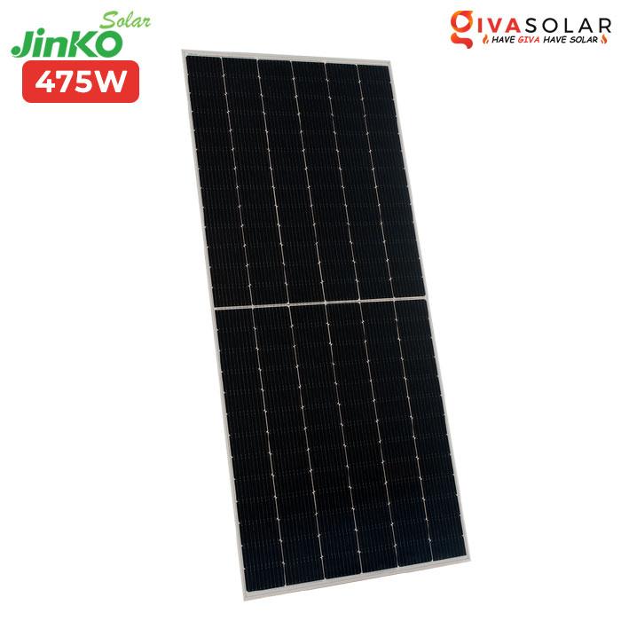 Pin năng lượng mặt trời Jinko Solar tiger 475W