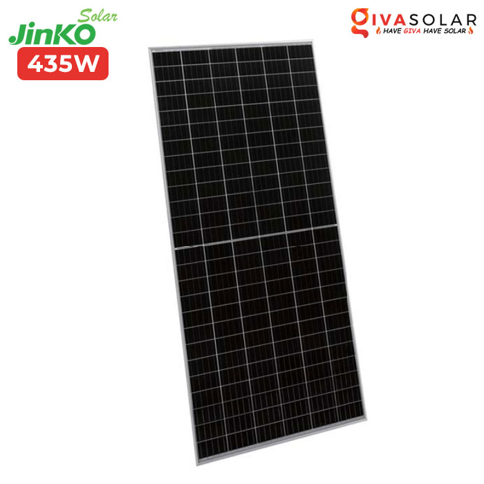 Pin năng lượng mặt trời Jinko Solar cheetah Plus 435W