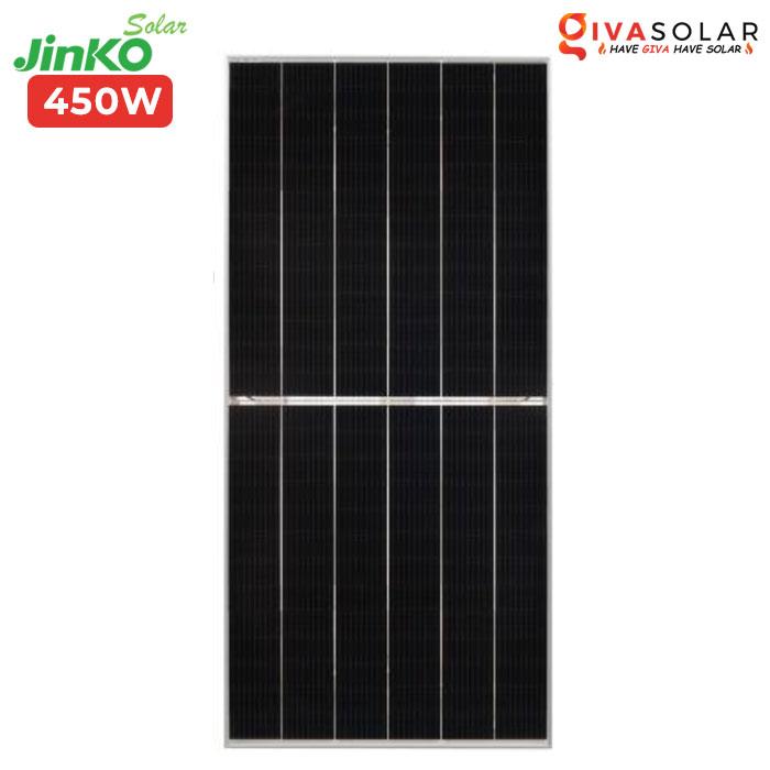 Pin năng lượng mặt trời Jinko Solar tiger 450W