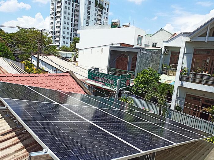 dự án hòa lưới điện mặt trời 7.5KW cho anh Khai ở Quận 9 3
